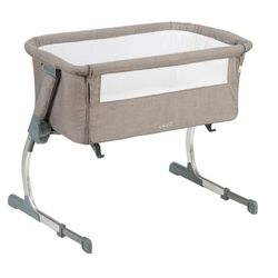 Berco-Para-Bebe-Side-By-Side-Brown---Safety-1ST