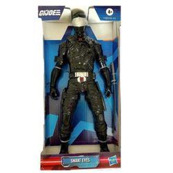 G.I-Joe-Boneco-Figura-Olympus-Snake-Eyes---F1021---Hasbro