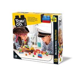 blocos-de-montar-tchuco-blocks-navio-pirata-samba-toys