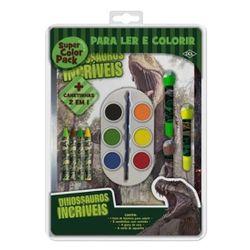 Livro-para-Colorir-Super-Color-Pack-Dinossauros-Incriveis---DCL