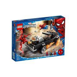 lego-super-heroes-marvel-76173-homem-aranha-e-motoqueiro-fantasma-vs-carnificina