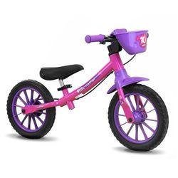 Bicicleta-Balance-Bike-sem-Pedal-Feminina-Aro-12---Nathor