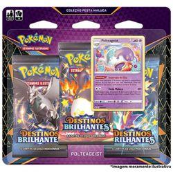 Pokemon-Triple-Pack-Destinos-Brilhantes-Polteageist---Copag