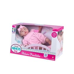 boneca-bebe-reborn-pesadinho-menina-colecao-ninos-rosa-cotiplas
