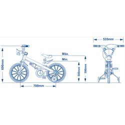 Bicicleta-Aro-16-Raiada-Bella---Nathor