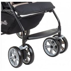 Carrinho-Para-Bebe-AT6-K-Bege-0-a-15kg---Burigotto