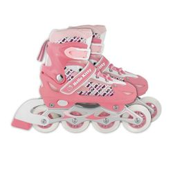 Patins-Hello-Kitty-Rosa-Tam-P-31-a-34---Multikids