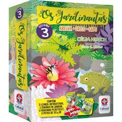 Livro Os Jardinautas Volume 3 - Estrela Cultural