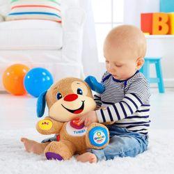 Fisher-Price-Cachorrinho-Aprendendo-a-Brincar---Mattel