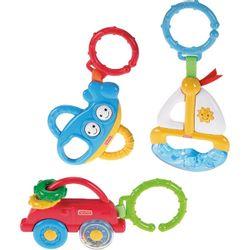 Fisher-Price-Kit-Mordedor-Veiculos---Mattel