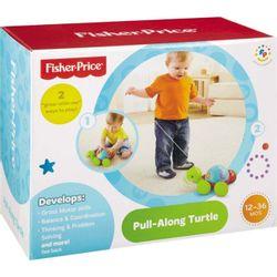 Fisher-Price-Empurra-Tartaruga---Mattel