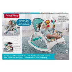 Fisher-Price-Cadeira-Crescendo-Comigo-Deluxe---CMR13---Mattel