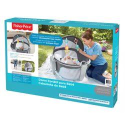 Fisher-Price-Cabaninha-do-Bebe-Portatil---FFG89---Mattel