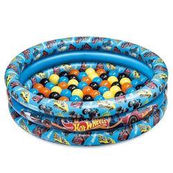 piscina-de-bolinhas-inflavel-hot-wheels-com-25-bolinhas-fun
