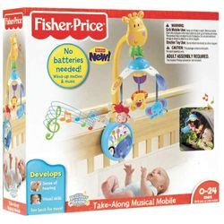 Fisher-Price-Mobile-Zoo---Mattel