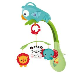 Fisher-Price-Mobile-3-em-1-Amigos-da-Floresta---CHR11---Mattel