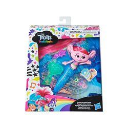 Figura-Trolls-Sereia-Poppy---F0307---Hasbro