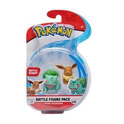 Pokemon-Figura-Eevee-e-Bulbasaur---Pack-de-Batalha--Sunny