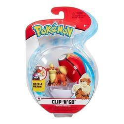 Pokemon-e-Pokebola-Clip--N--Go-POkemon-Growlithe---Sunny.02