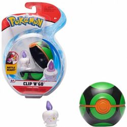 Pokemon-e-Pokebola-Clip--N--Go-Litwick---Sunny