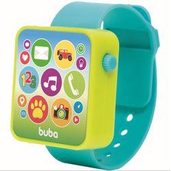 Relogio-Musical-Sonoro-Buba-Watch-Azul---Buba