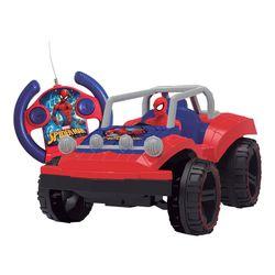 Carrinho-Controle-Remoto-Buggy-Hero-Homem-Aranha--Candide