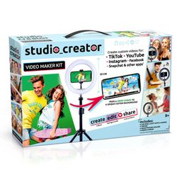 Kit-Influencer-Studio-Creator---Fun-Divirta-se