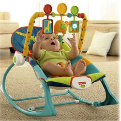 Fisher-Price-Cadeira-de-Balanco-Minha-Infancia---X7046---Mattel
