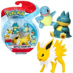 Pokemon-figuras-Jolteon-Squirtle-e-Munchlax---2603---Sunny