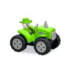 Trator-Billie-Fazendeiro---Verde---Usual-Brinquedo
