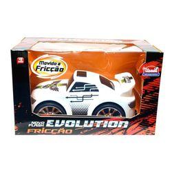 Carrinho-a-Friccao-Flash-Evolution---Branco---Usual-Brinquedo