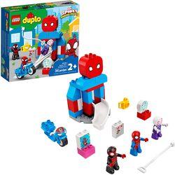 LEgo-duplo---Quartel-general-de-Spider-Man
