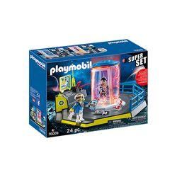 PLAYMOBIL-SUPERSETS-PRISAO-POLICIAL-GALATICA