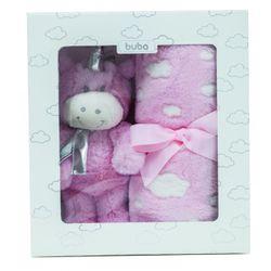 Gift-Manta-com-Pelucia-Unicornio-Rosa---Buba