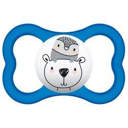 Chupeta-Extraventilada-Air-Silk-Touch-Urso-Azul---6-Meses---MAM