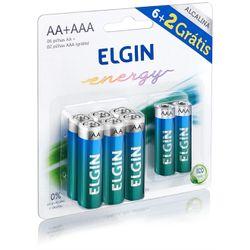 Kit-Pilhas-Alcalinas---Pequena-AA-com-6-e-Palito-AAA-com-3---Elgin