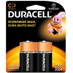 Pilha-Media-C-com-2---Duracell