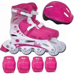 Patins-com-Acessorios-Barbie-Rosa-Tam-33-a-36---Fun-Toys