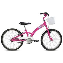Bicicleta-Infantil-Smart-Rosa-Aro-20---Verden-Bikes