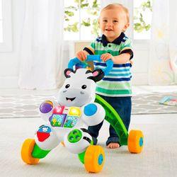 Fisher-Price-Andador-Apoiador-Zebra---DLH48---Mattel
