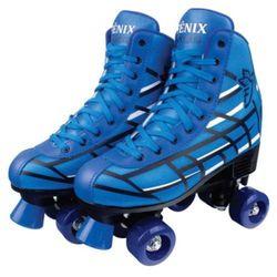 Patins-4-Rodas-Azul-36-e-37---Fenix
