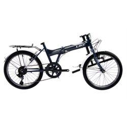 Bicicleta-Dobravel-6-Velocidades-Aro-20-Cinza---Like