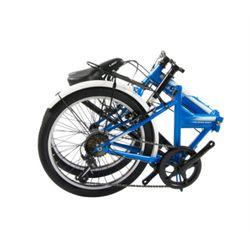 Bicicleta-Dobravel-6-Velocidades-Aro-20-Azul---Like