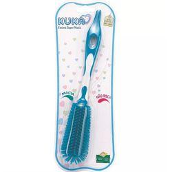 Escova-de-Mamadeira-Super-Macia-Azul---Kuka