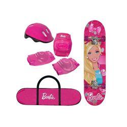 Barbie-Skate-com-Acessorio---Fun-Toys