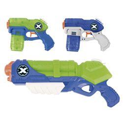 Lancador-X-Shot-X1-Tormenta-X2-Maremoto---Candide