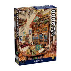 Puzzle-2000-pecas-A-Livraria---Grow
